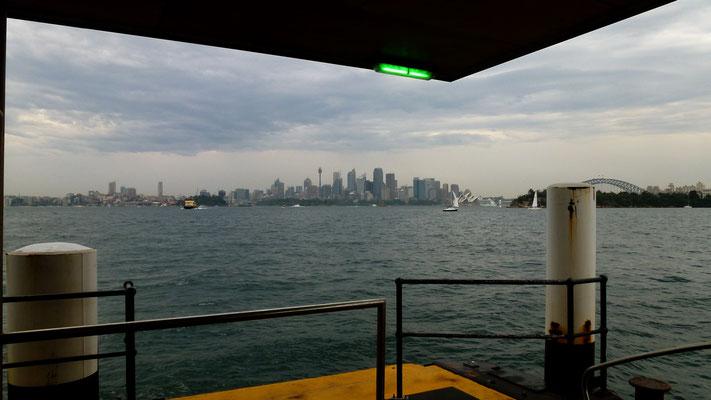 """Sydney, depuis embarquadère du Parc Zoologique de """"Taronga"""", Sydney, Australie, Aus, P1030222.JPG"""