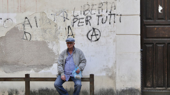 Liberta per tutti, Graph, Palerme, Sicile, Italie, It,