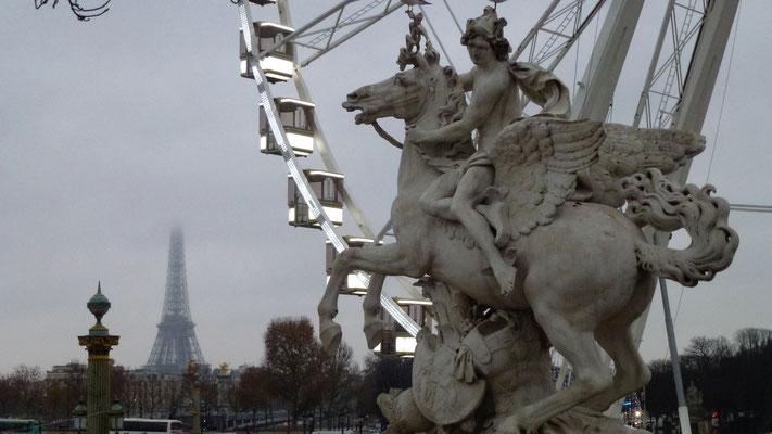 Tour Eiffel, Grande Roue, Place de la Concorde, Paris, F, P1030428.JPG