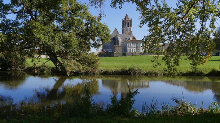 Abbaye de Sablonceaux, Charente Maritime,  F,