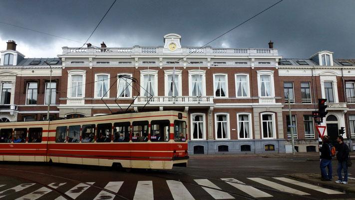 Tramway, House, The Hague, Netherlands, Nl,  P1010891.JPG