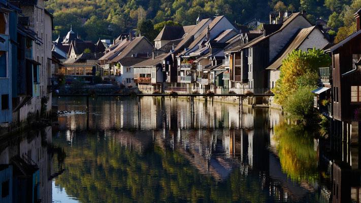 La Loue, 25290 Ornans, Doubs, Franche-Comté, F,
