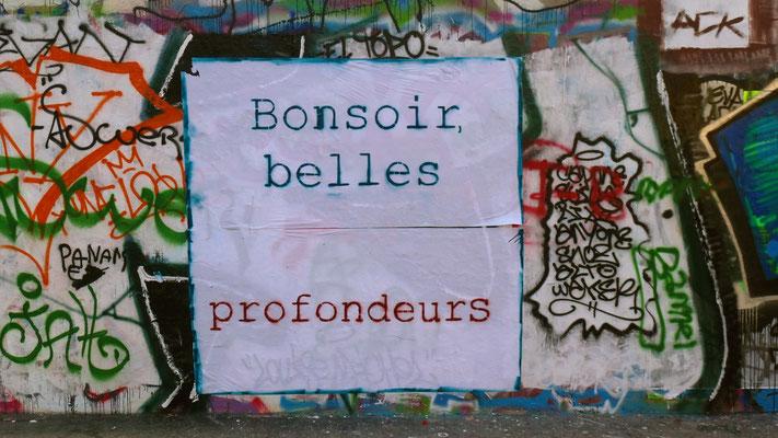 Graph, Le Mur, Quai de Valmy, 75010 Paris, F,  P1000179