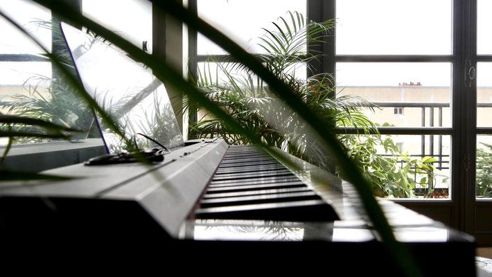 Piano, Parodi, 75010 Paris, F