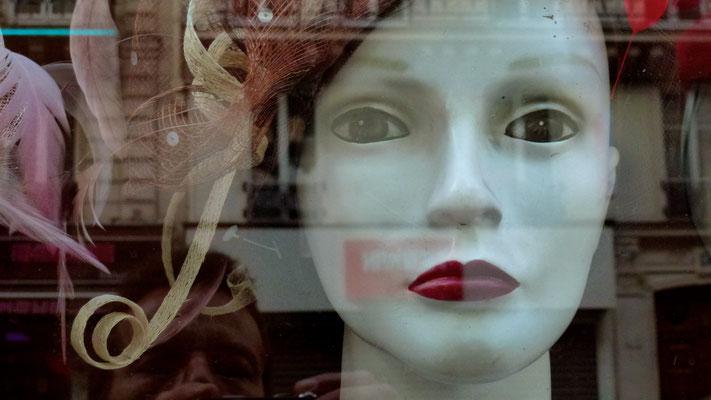 Mannequin, Rue de Turbigo, Paris, F,  P1010852