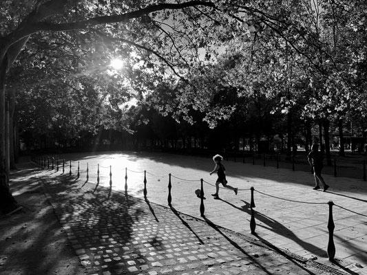 Foot, Parc de la Villette,  75019 Paris, F,