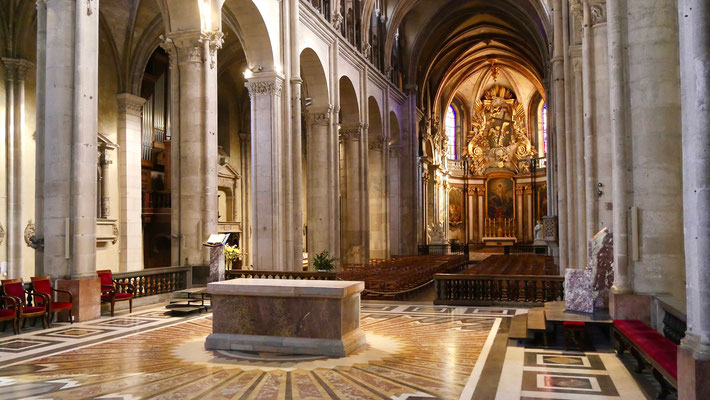 Cathédrale de Besançon, 25000 Besançon, Doubs,F,