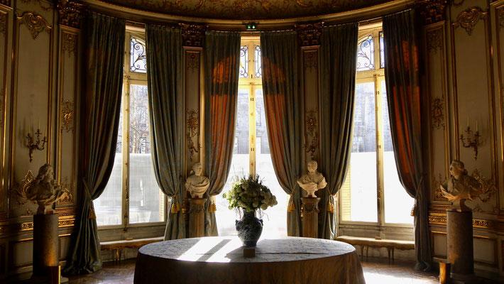 Salon, Musée Jacquemart André, 75008 Paris, F,