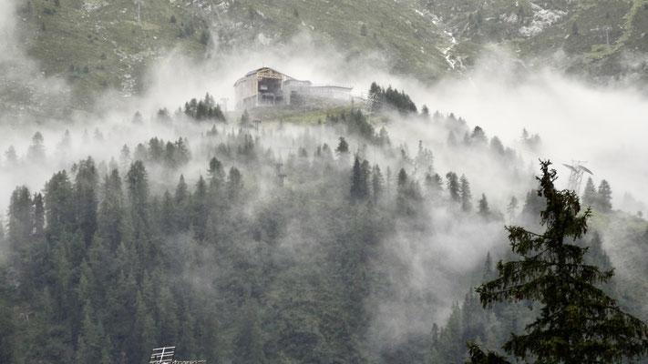 Les Grands Montets, Argentières,  Chamonix, F,
