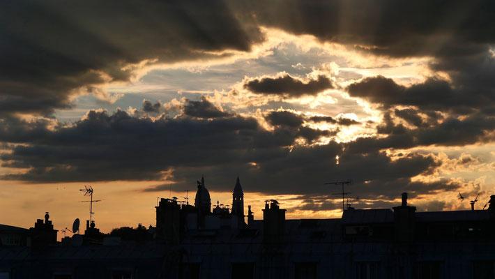 Sunset, Parodi, 75010 Paris, F,