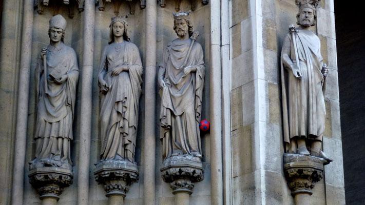 Ballon, Basilique Saint Clothilde, Paris, F,  P1050068