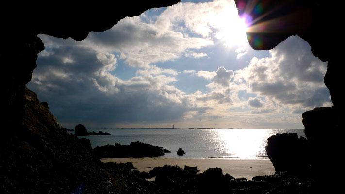 Crique de Porz Arlan, Ouessant, Bretagne, F, P1150885.JPG