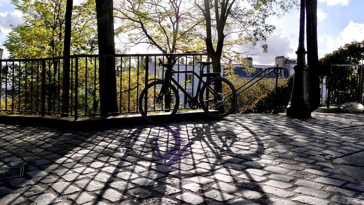 Vélo Angell, Montmartre, 75018 Paris, F,