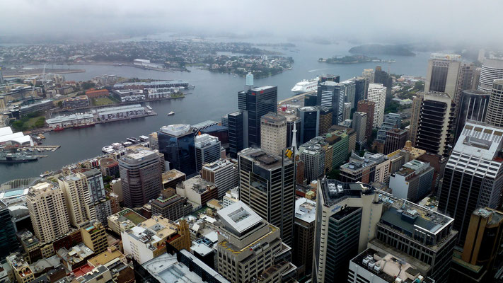 Sydney, from Sydney Tower, Sydney, Australie, Aus, P1020532.JPG