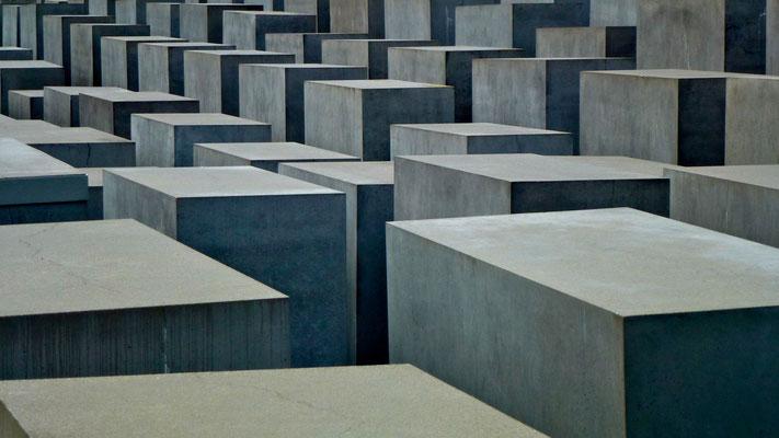 Stelles, Holocaust Mahnmal, Berlin, D,  P1030271
