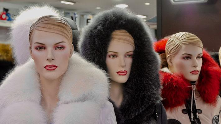 Mannequins, Les Halles, 75003 Paris, F,