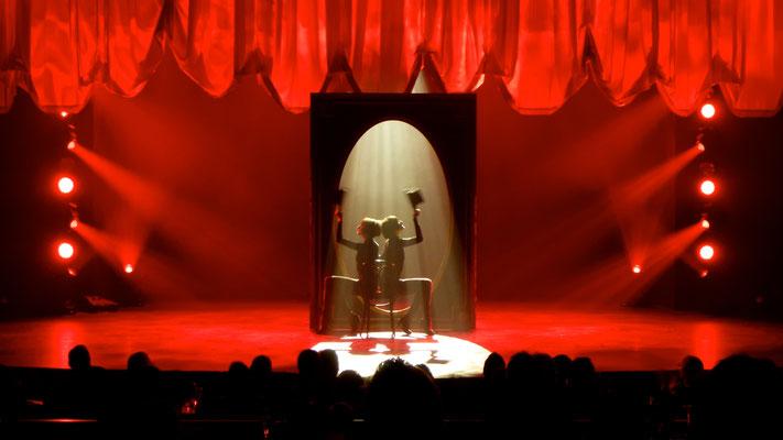 Mugler follies, Théâtre du Comédia, Paris, F, 2013