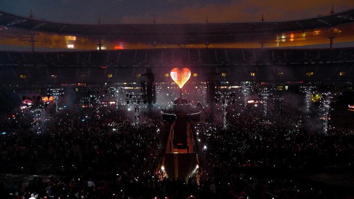 Show, Unighted 2009, Stade de France, Paris, F,  P1020669.JPG