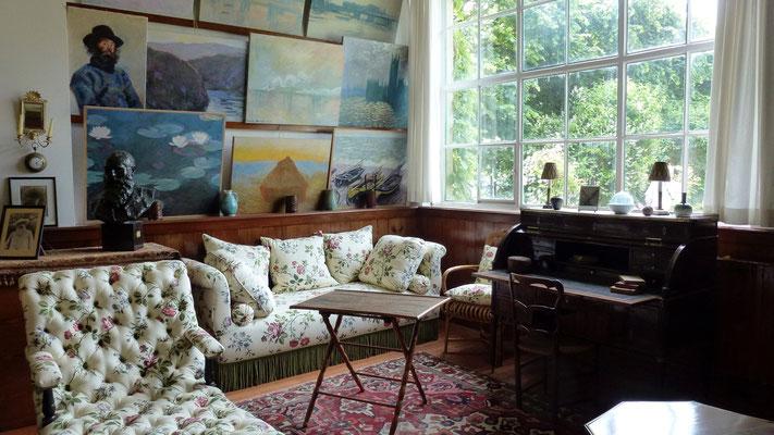 Atelier de Claude Monet, 27620 Giverny , Eure, F,  P1000451.JPG