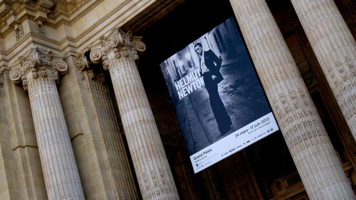 Exposition Helmut Newton, Grand Palais, 75008 Paris, F, P1000195
