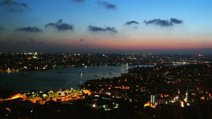 Sunset, Istanbul, Turkey,9491.JPG