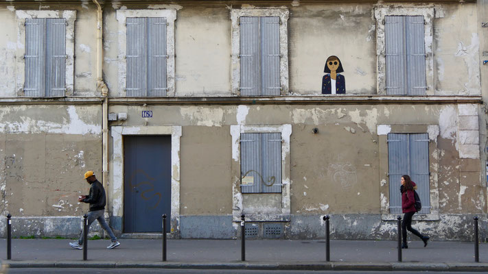 Graph, Rue de Maubeuge, Gare de Nord 75010 Paris, F,