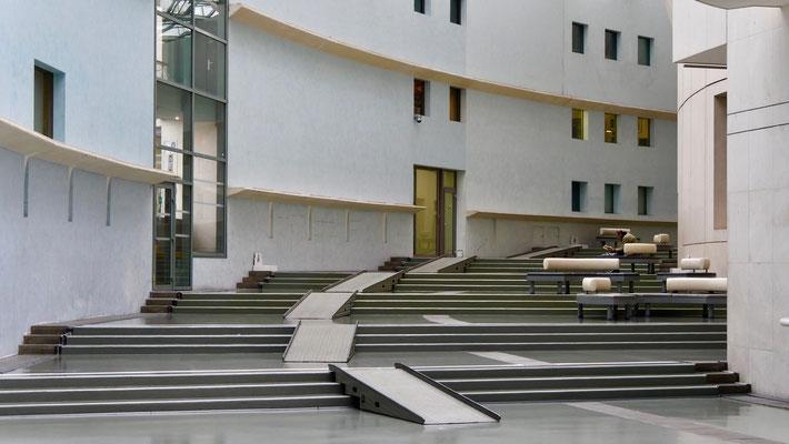 Lecture, Cité de la Musique, 75019 Paris, F,