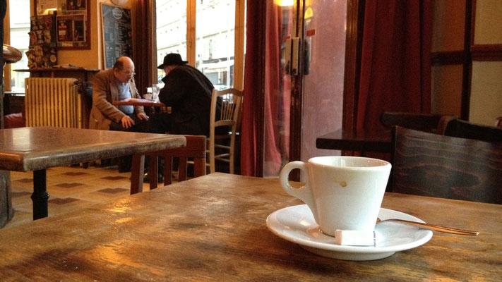 Café, Le Petit Carillon, 75010 Paris, F,