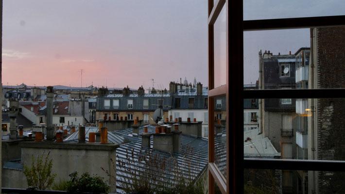 """"""" la photographie est la mémoire de la lumière"""", Daido Moriyama, Sunset pluie, Parodi, 75010 Paris, F,"""