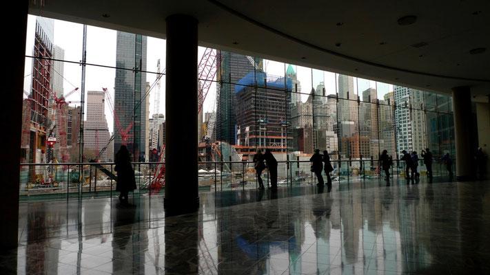 Ground Zero, World trade center site, Manathan, New york City, Usa, P1170008.JPG