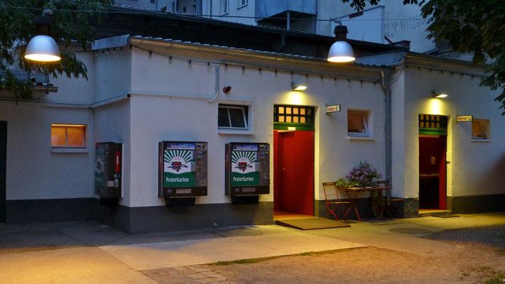 Toilettes du  Pratergarten, Berlin, D,  P1040723
