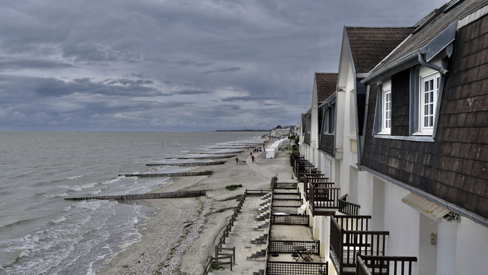 Le Crotoy, Baie de Somme, Somme, F,