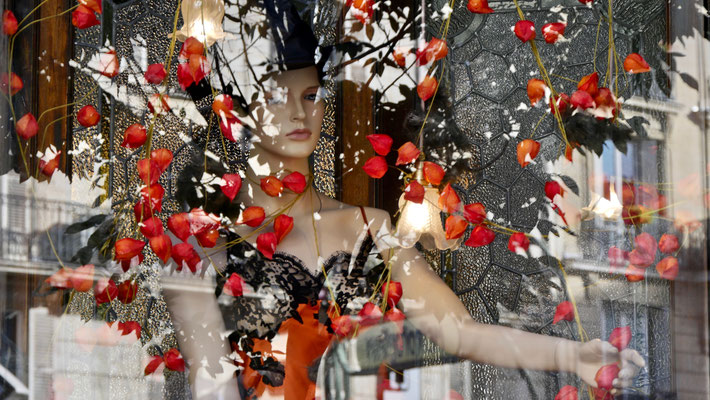 Mannequin, Mlle Claverie, 75010 Paris, F,