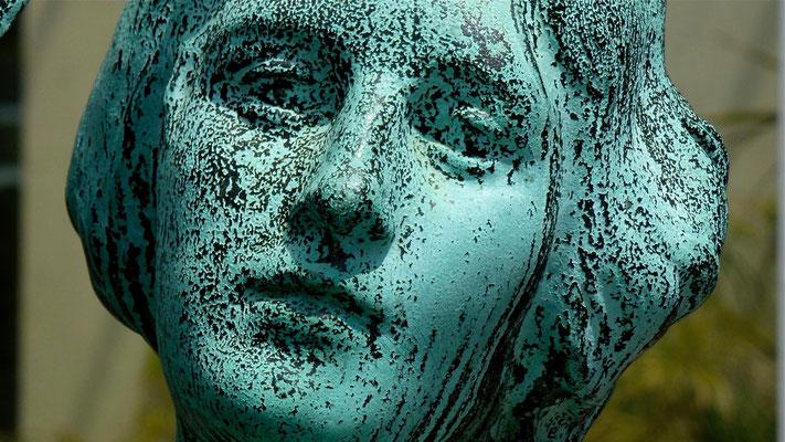 Statue, Jardin Botanique, Bruxelles, Belgique, Be,  P1010448.JPG