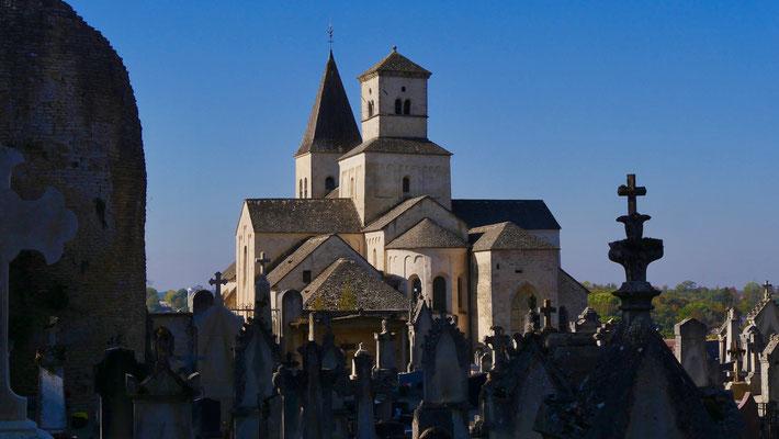Eglise Saint-Vorles, 21400 Châtillon-sur-Seine, Côte-d'Or, Bourgogne, F,