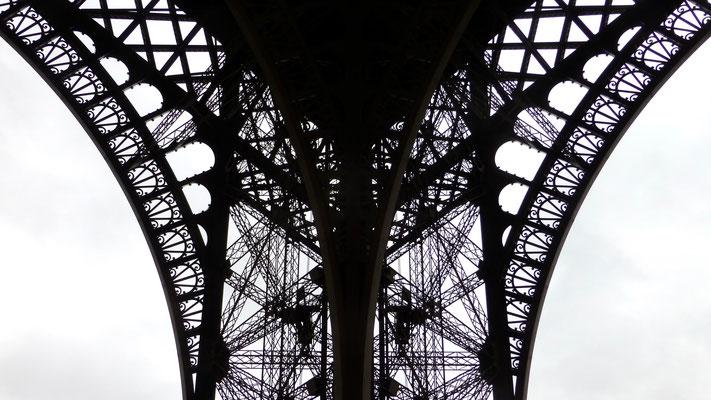 Tour Eiffel, Paris, F,  P1000261