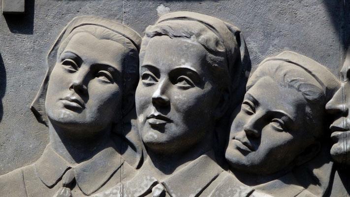 Bas relief, Bruxelles, Belgique, Be,  P1010456.JPG