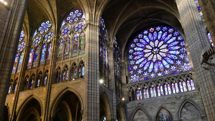 Basilique de Saint Denis,  93200 Saint Denis, F,