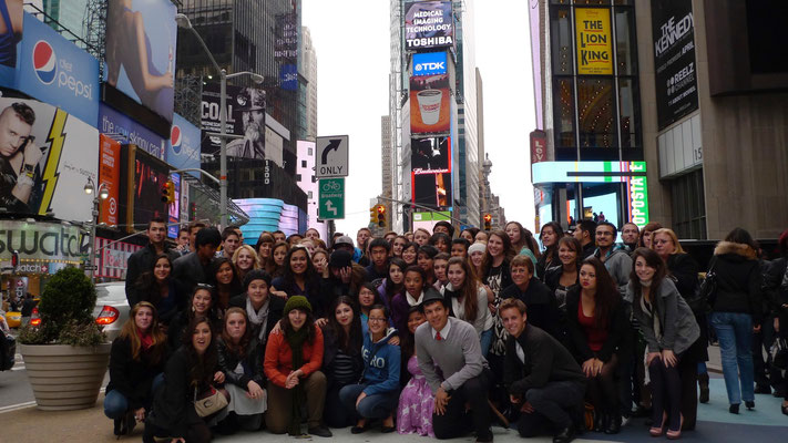 Touristes, Times square, Manathan, New york City, Usa, P1170021.JPG