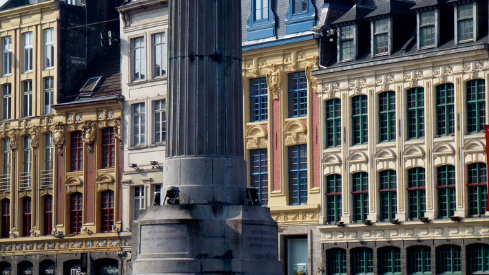 Grand Place, Lille, Nord, F, P1000553