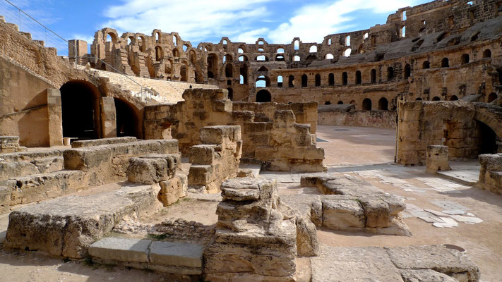 Amphithéâtre de El Jem, Tunisie, Tun,  P1050524.JPG.jpg