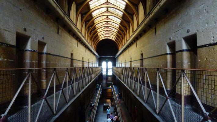 Ancienne Prison, Melbourne, Australie, Aust,  P1020071.JPG