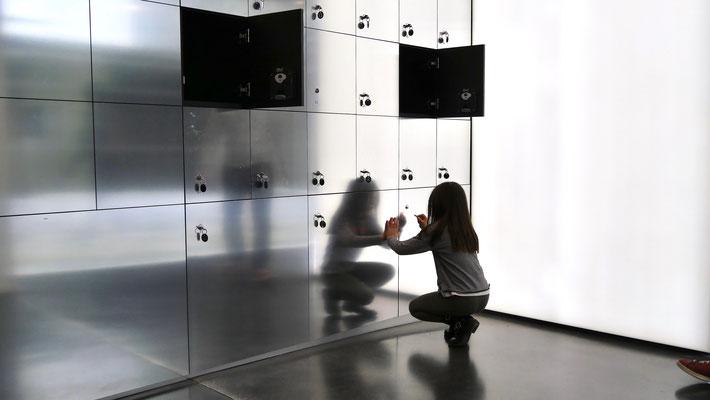La Consigne, Fondation Henri Cartier-Bresson , 75003 Paris, F,