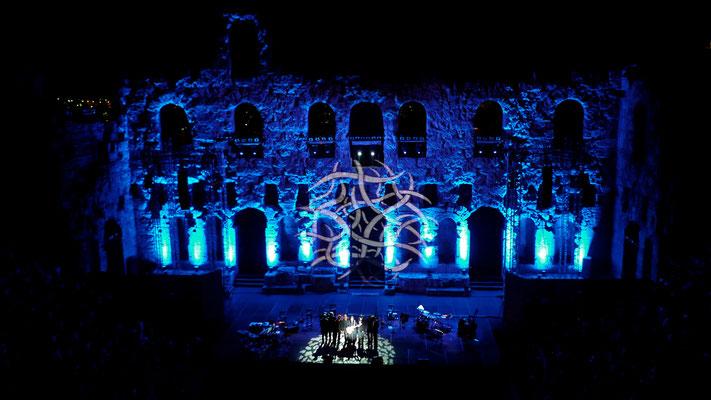 Haris Alexiou, Herod Atticus Odeon 2009, Athens, Gr,  P1030702.JPG