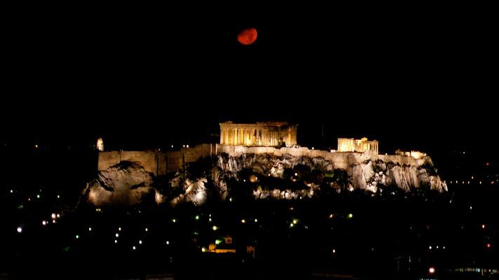 Acropole, depuis l'Hôtel St Georges Lycabeth, Athènes, Gr,  P1030466.JPG