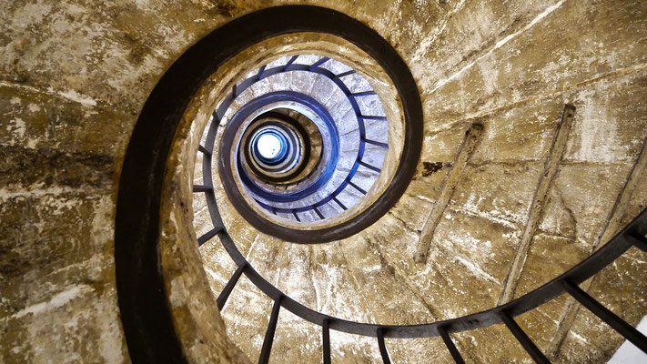 Escalier, Villa Médicis,  00187 Roma RM, Italie