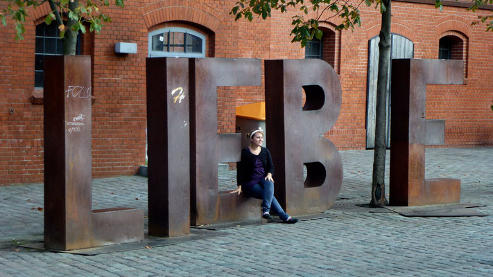 Liebe, Lettres,  Kulturbrauerei, Prentzlauer Berg, Berlin, D, P1030782