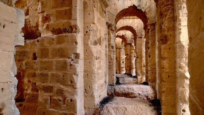Amphithéâtre de El Jem, Tunisie, Tun,  P1050505.JPG.jpg