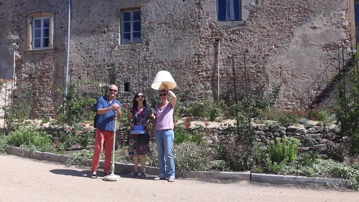 Brocante-Fund im Porche Bonheur - mit Pit, Paula und Pia