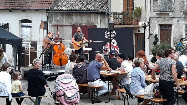 Konzertbesuch in Tournus